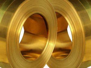 Лента латунная Л90 1*130 мм