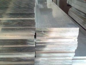 Шина алюминиевая 9х60мм АД31