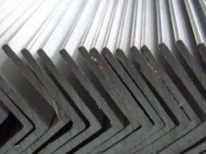 Уголок алюминиевый 80х80х7 АД31